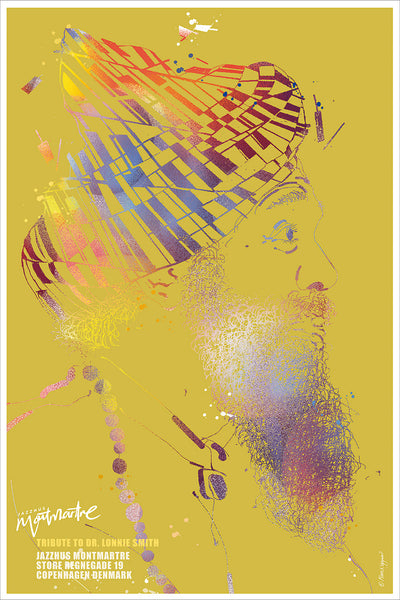 DR. LONNIE SMITH POSTER
