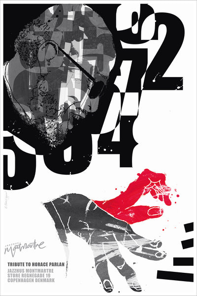 HORACE PARLAN POSTER