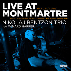 CD #2 - Live at Montmartre