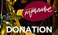 DONATION to Jazzhus Montmartre