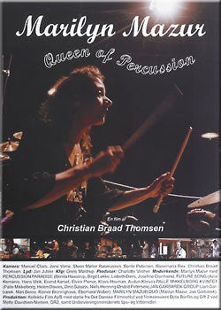 DVD - Marilyn Mazur - Queen of Pecussion