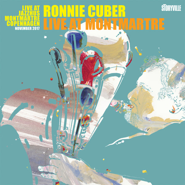Ronnie Cuber - Live at Montmartre