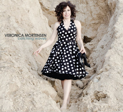 Veronica Mortensen - Catching Waves