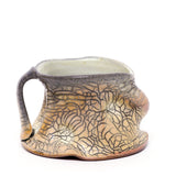Crackle Mug by Brandon Lipe