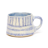 Lines and Lines Mug by Nina Berinstein