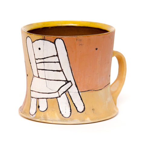Kitchen Chair Mug by Summer Hall