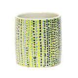 Multi Color Dot Mug by Tom Budzak