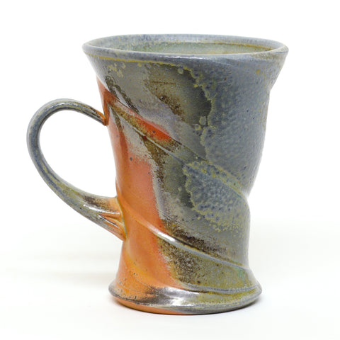 Mad about Woodfire Mug by Amy Song