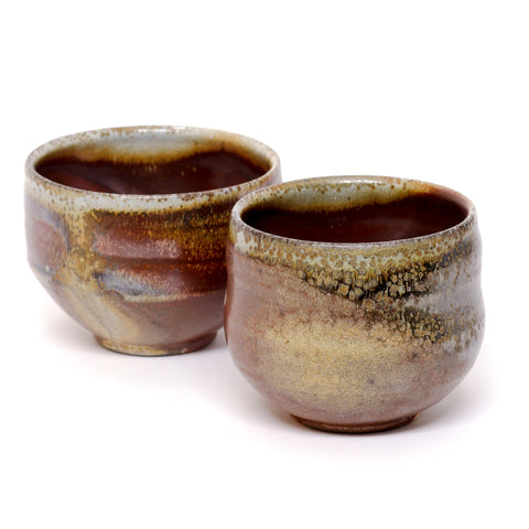 Wood-Fired Bowl Cup by Sarah Steininger