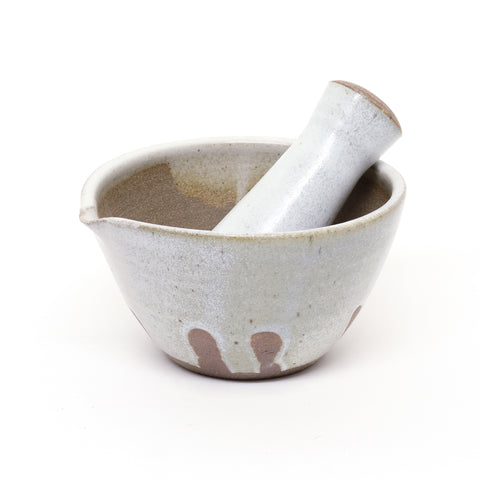 Standard Mortar and Pestle by Sarah Steininger Leroux