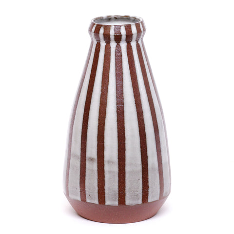 Striped Vase by Danielle Carelock
