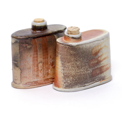 Wood-Fired Flask by Sarah Steininger Leroux