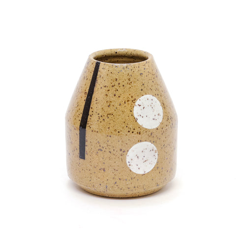Speckled Bud Vase by Amanda Love