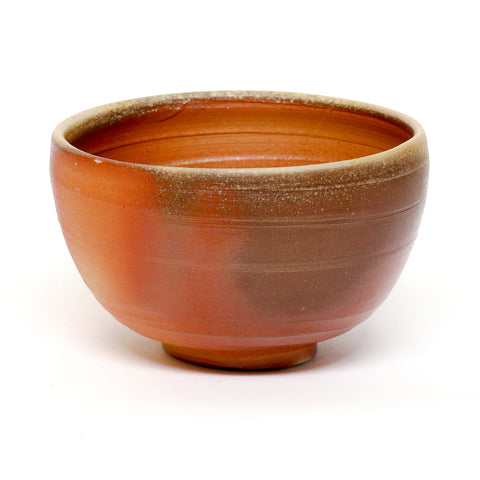 Porcelain Wood-Fired Chawan by Dom Venzant