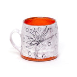 Birds of Paradise Mug by Michelle Ettrick