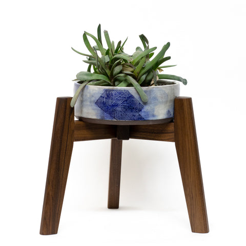 Asterisk Plant Stands by Ruby Pear