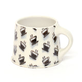 Coffee Cup Mug by Chris Hosbach