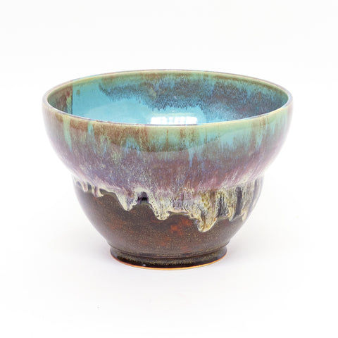Stoneware Serving Bowl by Phi Le