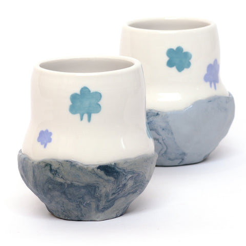 Head in the Clouds Cup by Coco Spadoni