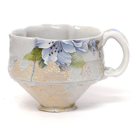 Floral Mug by Marissa Childers
