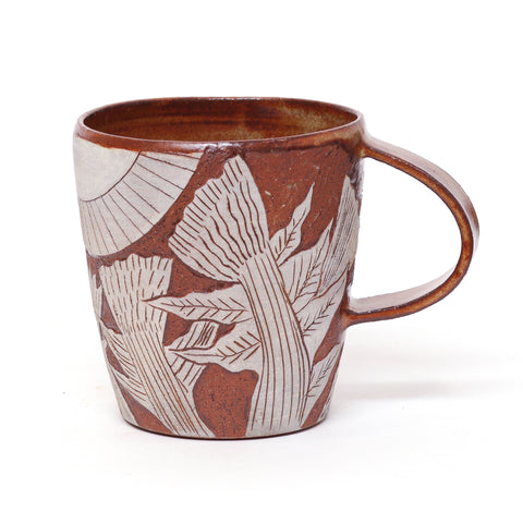 Flower Power Mug by Glenn Hendrick