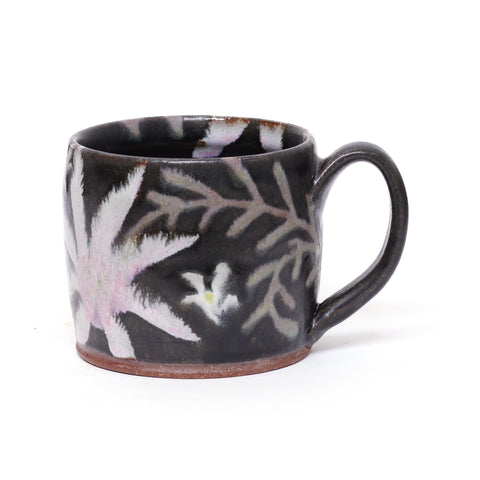 Flower Burst Mug by Ruth Easterbrook