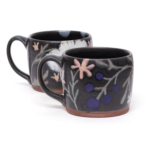 Garden Mug Mixed Flowers by Ruth Easterbrook