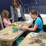 Kids' Clay Factory: Holiday Ornaments - December 7th