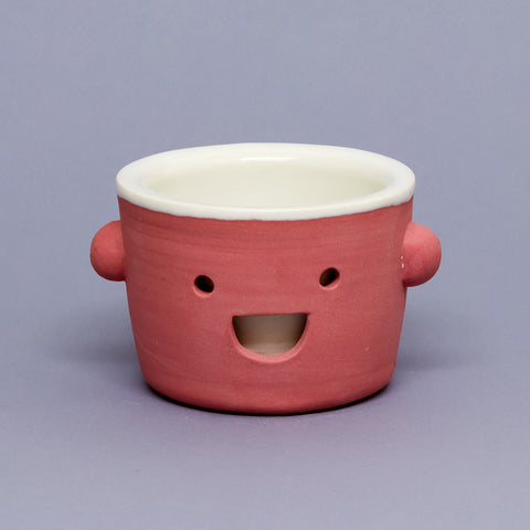 Double Walled Happiness Dessert Cup by Liv Morgenstern
