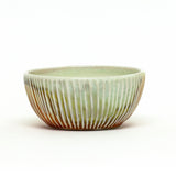 Fluted bowl by Jennifer Nerad