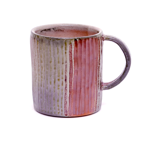 Faceted Mug by Jennifer Nerad