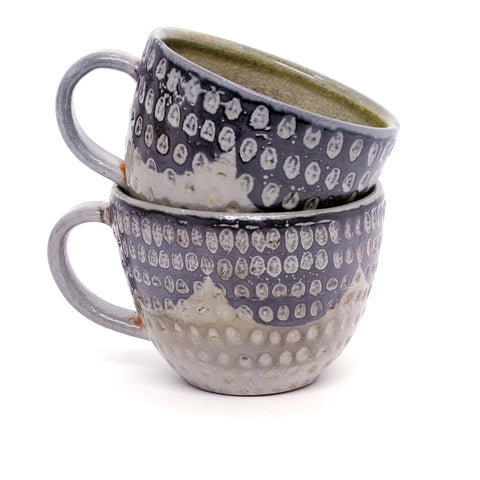 Sparrow Mug by Jennifer Nerad