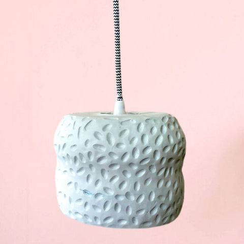 Pendant Lamp Shades with Coco Spadoni Virtual Workshop March 31st, 6-8:30pm