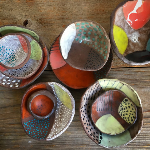 Making Small Slab-Built Dishes with Coco Spadoni, November 16th, 2-5pm
