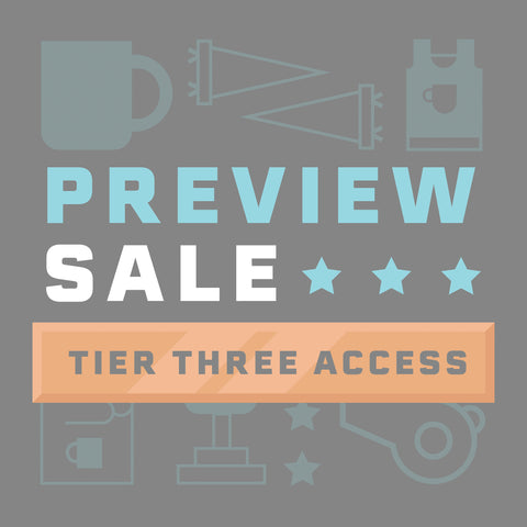 Mug Madness Preview Sale: Tier Three Access