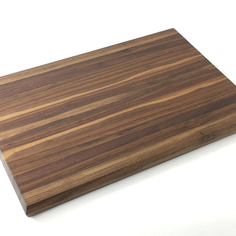 Walnut Cutting Board by Ruby Pear Woodworks