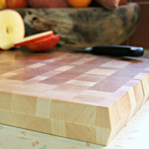 Glitch Cutting Board