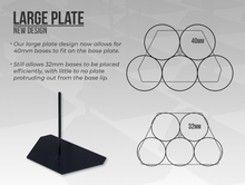 Load image into Gallery viewer, 5x Large Plate Movement Trays (Fits 25 models)