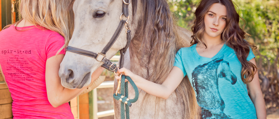 http://www.cowgirlsforacause.com/collections/summer-2014/products/spirited-v-neck-tee