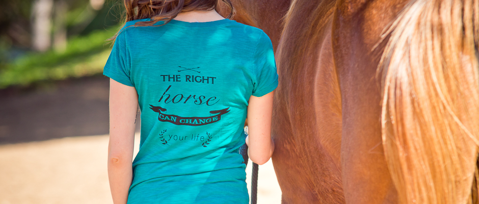 http://www.cowgirlsforacause.com/collections/summer-2014/products/the-right-horse-can-change-your-life-v-neck-tee