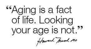 #AGING IS A FACT OF LIFE, LOOKING YOUR AGE IS NOT  #Lisap Fashion Volumizer