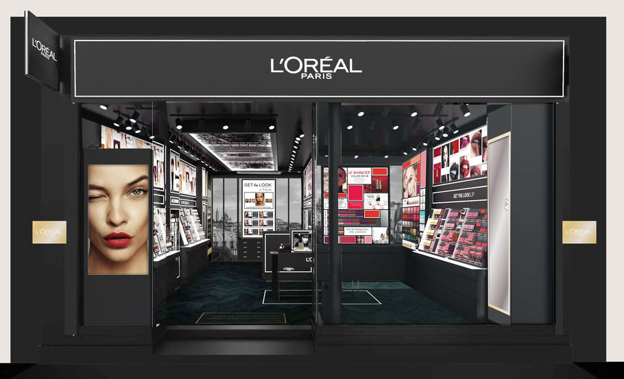 BUY L'OREAL ONLINE - SKIP THE LINE - FREE SHIPPING OVER A DOLLAR