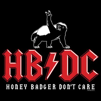 BUY BEAUTY TIPS™ (BLOG)  with Beauty Quotes™: WHAT WOULD THE HONEY BADGER DO? #SATINSMOOTH