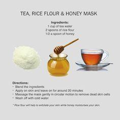 BUY BEAUTY TIPS™ (BUY BEAUTY PRODUCTS ONLINE BLOG) with Beauty Art™: #TEA, RICE FLOUR AND HONEY MASK #UNVEILING HAIR MASKS #KeraStraight Moisture Mask