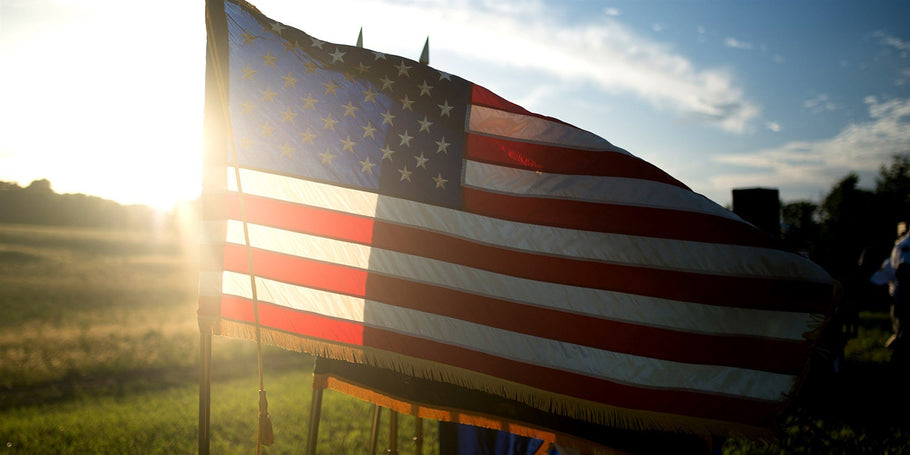 How to care for your American flag and how to retire it!