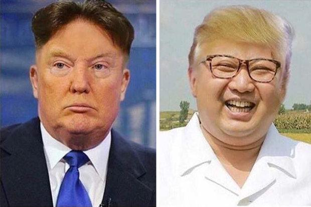 Free haircuts. There is a catch It is D Trump and The Rocket Man | Buy Beauty Products Online | Billy Jealousy Hair Products