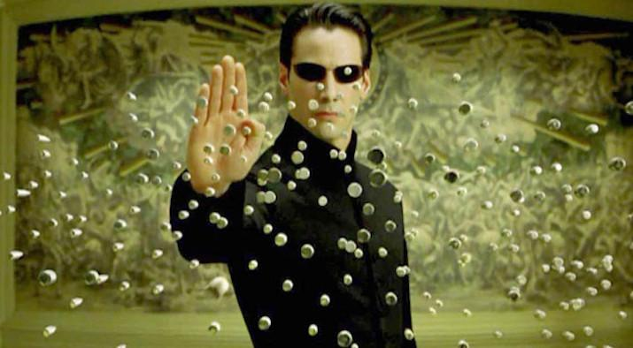 Looking for hair like Keanu Revees in the Matrix - Matrix Biolage