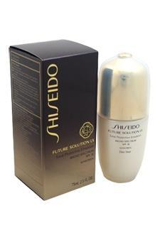 Shiseido Future Solution LX Total Protective Emulsion Broad Spectrum SPF 18 Elmulsion 2.5 oz (Size: 2.5 oz) - beauty-price-match