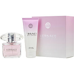 BEAUTY PRICE MATCH  Gianni Versace Gift Set Versace Bright Crystal  Gianni Versace