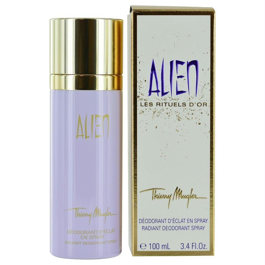 Alien By Thierry Mugler Deodorant Spray 3.4 Oz - BUY BEAUTY PRODUCTS